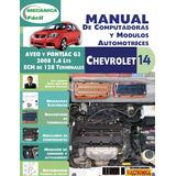 Reparación De Computadoras Automotriz Manuales Pack 10 Pdf