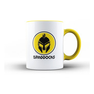 Caneca Braddocks Logo