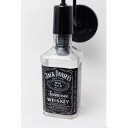 Arandela Jack Daniel's Garrafa Original