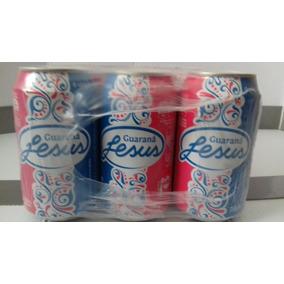 Guaraná Jesus Pack Com 06 Latas De 350ml (produto Coca-cola)
