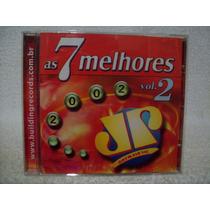 Cd As 7 Melhores Jovem Pan- 2002- Volume 2