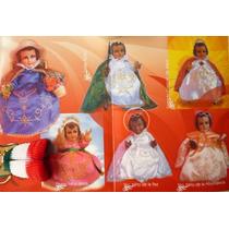 2x1 Ropa Niño Dios De 20cm Dulces,judas,suerte,sagrado,divin