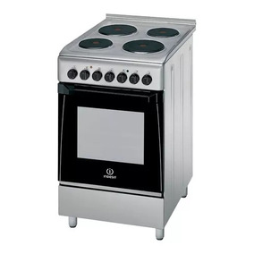 Cocina Eléctrica Indesit Kn3e51 Ix 50cm
