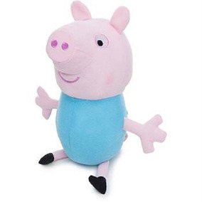 Peppa Pig - Mini Pelúcia - George Pig