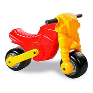 Pata Pata Moto Rojo Y Amarillo