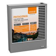 Calefactor Emege Patagonia Ce9030b 3000 Kcal Tiro Balanceado