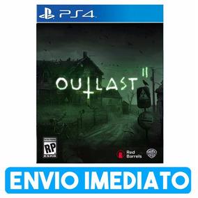Outlast 2 Terror E Suspense Pt-br Ps4 Psn | Ps4 2 Promoção