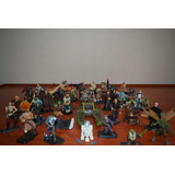 Coleccion Figuras De Accion Starwars Episodios 1-6