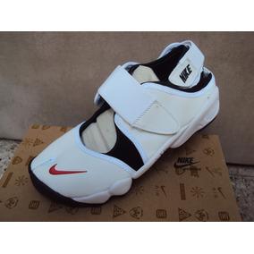 Zapatillas Nike Rift Blancas Pipa Negra Hombre Y Dama