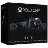 Console Xbox One Elite 1tb - Edição Limitada