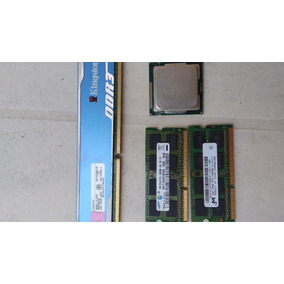 Procesador Corei3 Segunda Generación, Memoria Ram Dd3, 4gb