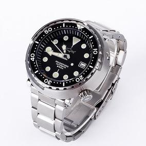 Relógio Tuna Custom Sbbn015 Mergulho 200m Seiko Automatico
