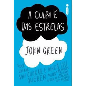 Livro A Culpa É Das Estrelas-john Green-novo Lacrado §