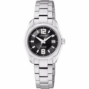 Reloj Citizen Eco-drive Titanium Ew2101-59e