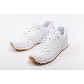 zapatillas blancas de mujer new balance