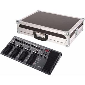 Pedaleira Boss Me-80 C/ Fonte E Case Loja Oficial Roland