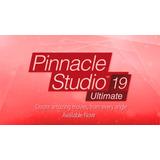 Pinnacle Studio 19 Español Ultimate Monster Pack 14 Dvds
