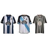 Camisetas Deportivo La Coruña 2017