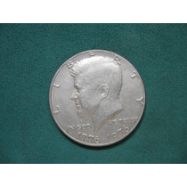 Moneda Half Dollar 1976, Estados Unidos, Km# 205