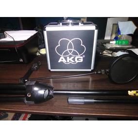 Dj Black Wolf Akg Bolivar Microfonos - Micrófonos No