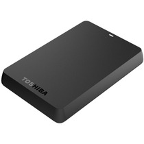 Hd Externo Toshiba 1tb Canvio Basics Usb 3.0 - Black