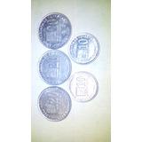 Monedas De Coleccion De Venezuela