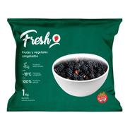 Mora Congelada Iqf Fresh X 1kg