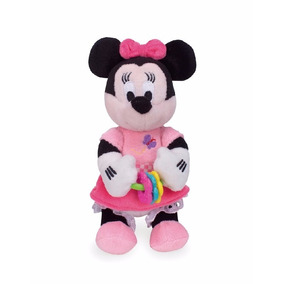 Peluche Sonajero Disney Mickey Minnie 371314