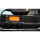 Kenwood Tk-730h Trasmisor-receptor De Vhf Fm Radio