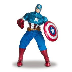 Muñeco Capitán América 55cm Premium