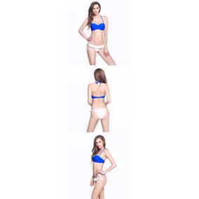 Bikini Mallas Traje De Baño Nueva Temporada Corpiño Bikini