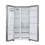 Refrigeradora Lg 601lt Silver