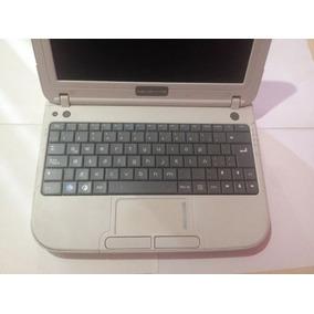 Mini Laptop Lenovo Ca#aima Con Detalle De Carga Pin Dañado