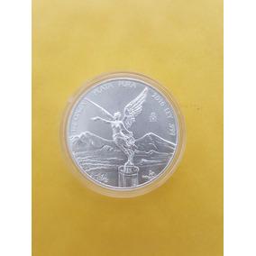 Moneda De 1/2 Onza Libertad - Plata Pura Ley 0.999 - 2016