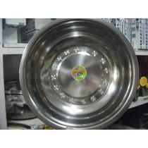 Bowls Acero Inoxidable- 30 Cm Villa Pueyrredon