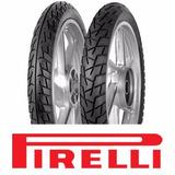 Pneu Moto Pirelli Formula Par 2.75-18 E 90/90-18 Cg/titan