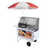 Carrinho Hot Dog Cachorro Quente Xdlm007 + 20 Placas Gelo X