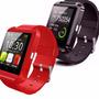 Reloj Bluetooth Smartwatch Mk-u8 Android Zona Oeste