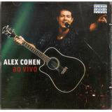 Cd Alex Cohen - Ao Vivo - Novo***