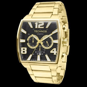 Relógio Technos Masculino Classic Legacy Cx Grande Js25ar/1d