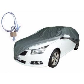 Capa Cobrir Carro Honda City 100% Forro, Impermea + Cadeado
