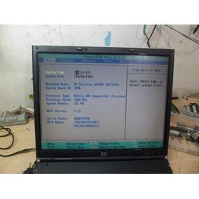 Notebook - (116) Hp Pavilion Ze2000 Ze2410 - Ler Descrição
