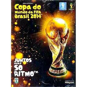 Guia Oficial Copa Mundo Brasil 2014.