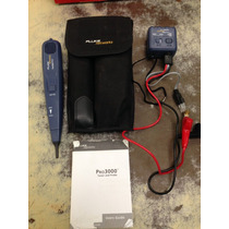 Fluke Networks Pro3000 Generator And Probe Kit,estuche