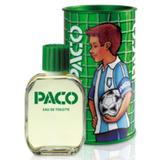 Paco Futbol Edt 60 Ml + Lata Colonia Nenes Chicos Varones