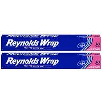 Reynolds Wrap Papel De Aluminio (pack De 2)