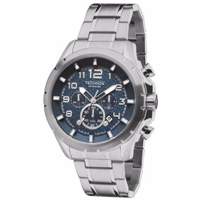 997ddac7258aa Relogio Technos Visor Azul Condor - Relógios De Pulso no Mercado ...