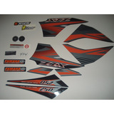 Calcomania Yamaha Xtz-250 +combo Original