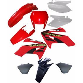 Kit Carenagem Adesivado Honda Xr 250 Tornado 2006 A 2008 10p