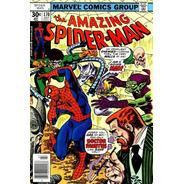 The Amazing Spider-man 170 Homem-aranha Importada Década 70